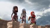 На мобильных девайсах запустилась Assassin's Creed: Rebellion от авторов Fallout Shelter