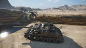 «World of Tanks: Наёмники» получили новую технику и скоро обзаведутся режимом стратегии