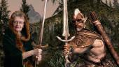 Игроки просят Bethesda увековечить в The Elder Scrolls VI 82-летнюю бабушку-летсплеера