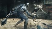 В ранней версии Dark Souls III можно было совершать жертвоприношения и создавать костры