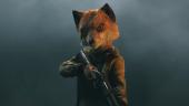 Свежий трейлер Mutant Year Zero: Road to Eden знакомит нас с боевой лисицей