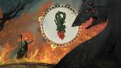 Анонсирующий тизер новой Dragon Age— без названия, но с Соласом