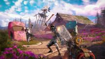 Суперцветение, олени-альбиносы и экспедиции — подробности о Far Cry: New Dawn