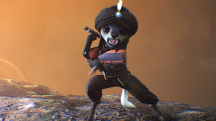 Боевое жонглирование в новом геймплейном трейлере BioMutant