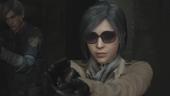 Ада против учёной — две минуты из ремейка Resident Evil 2
