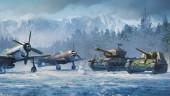 В War Thunder стартовало «Новогоднее приключение» с ценными призами