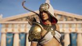 Продолжение истории Дария и другой новый контент в январских обновлениях Assassin's Creed: Odyssey