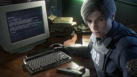 Похоже, в ремейке Resident Evil 2 будет классическая сложность с сохранениями через чернильные ленты