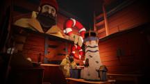 Рыбак играет с рыбаком, который играет с рыбаком,— трейлер рекурсивной A Fisherman's Tale для VR