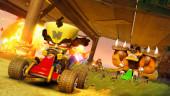 Ужимки милых зверушек в видео из Crash Team Racing Nitro-Fueled