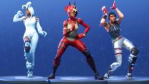 У одного из танцев в Fortnite увеличились шансы на выживание