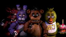На сайте ESRB появилось упоминание Five Nights at Freddy's для VR