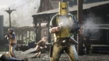 В Red Dead Online появятся соревновательная рыбалка и битва за золотую броню