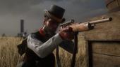 Для Red Dead Online вышел большой апдейт с золотой бронёй, охотниками за головами и многим другим