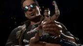 У старика Джонни Кейджа не получается фаталити — новый геймплейный ролик Mortal Kombat 11
