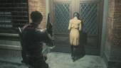 В ремейке Resident Evil 2 могли быть поездки на машине и фиксированная камера