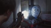 Чух-чух! Мистера Икс в Resident Evil 2 можно превратить в Паровозика Томаса