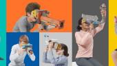 На Nintendo Switch появится VR — в виде картонок из Nintendo Labo