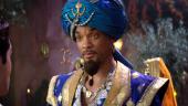 Не только синий Уилл Смит в новом трейлере «Аладдина»