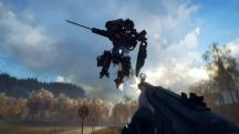 Шведские партизаны против роботов — трейлер к релизу Generation Zero