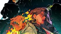Рисованный мордобой в свежем тизер-трейлере Streets of Rage 4