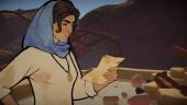 Нелинейное археологическое приключение Heaven's Vault выходит 16 апреля