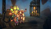 Релизный трейлер и скриншоты SteamWorld Quest — карточной фэнтези-RPG с паровыми роботами