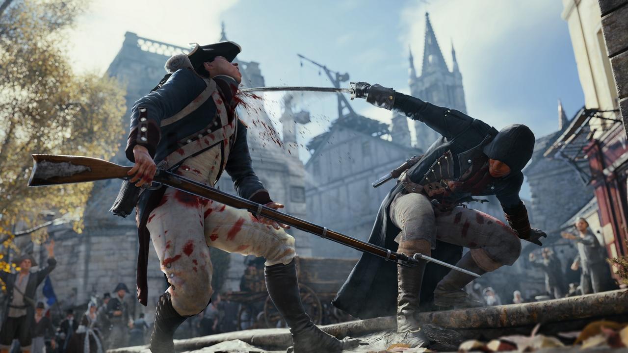 За неделю бесплатную Assassin's Creed: Unity загрузили 3 миллиона раз