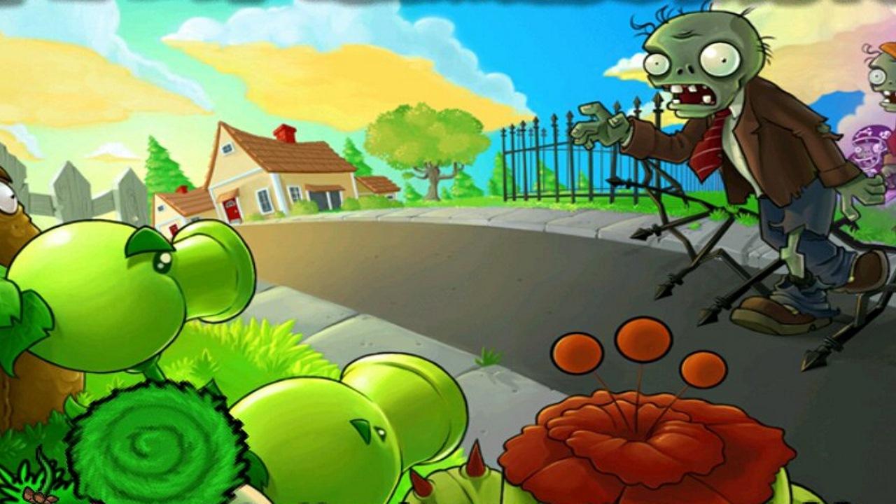 картинки в игре растения против зомби как период