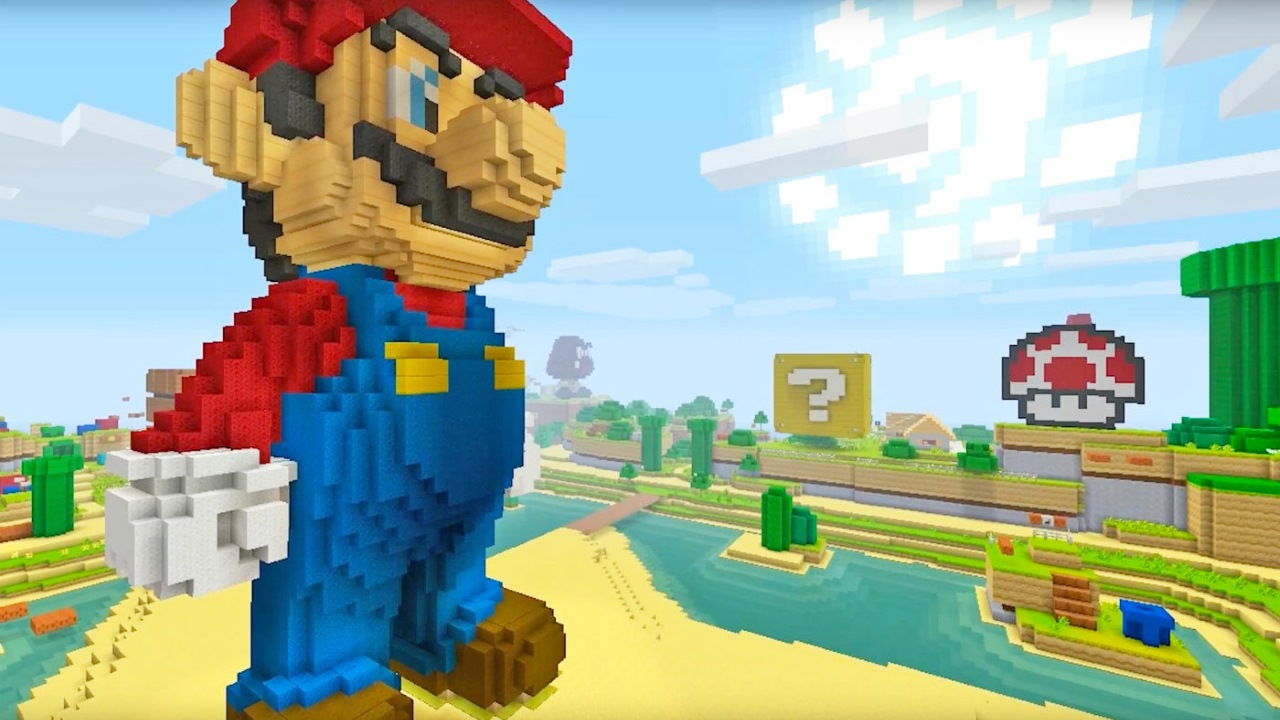 Minecraft отмечает 10 лет. Авторы игры порекомендовали ...