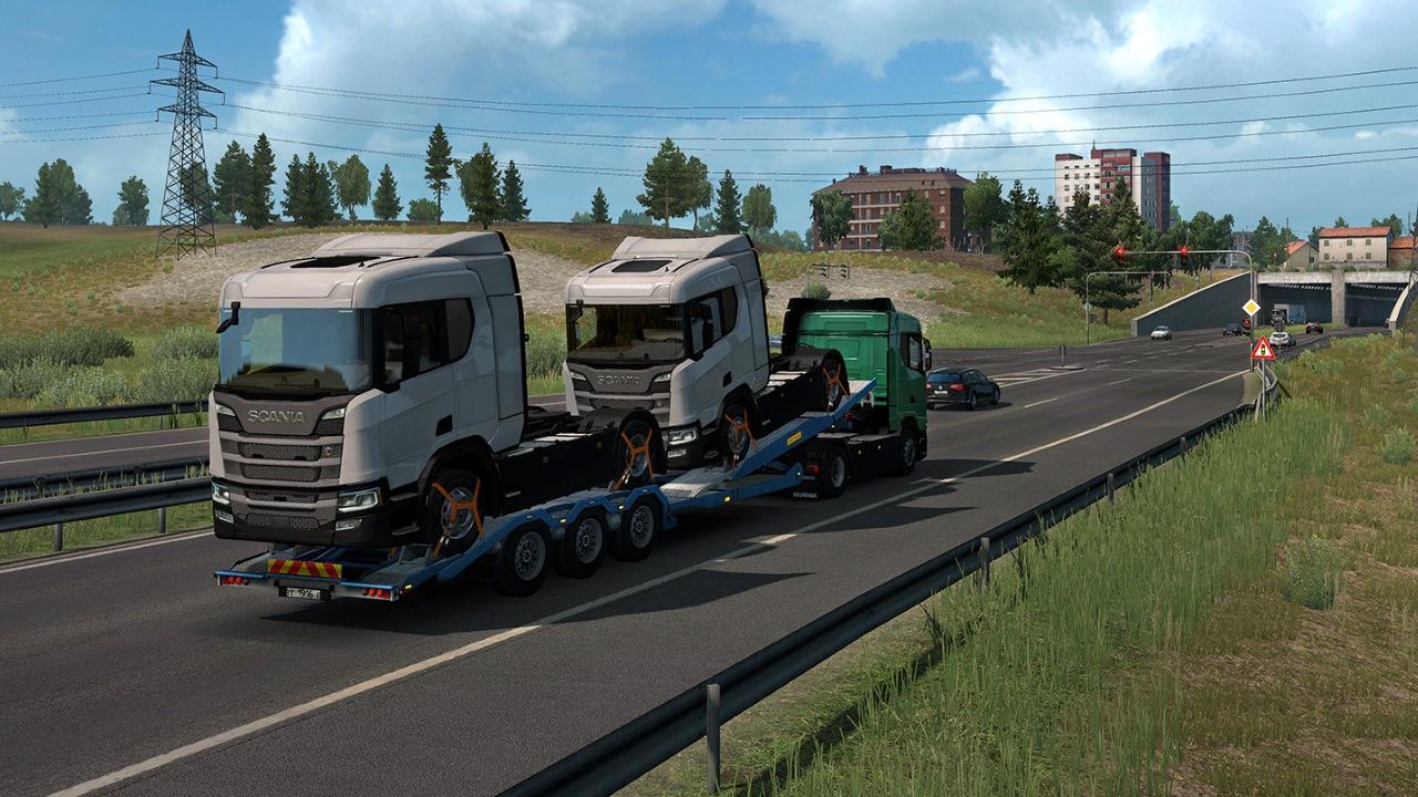 Euro Truck Simulator 2 отправляется на западные берега Чёрного моря
