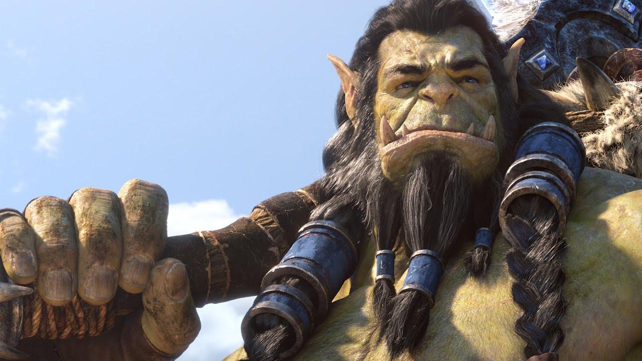 «Новый дом» — короткометражка по World of Warcraft, посвящённая Траллу