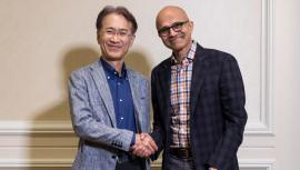 Sony и Microsoft собираются совместно работать над облачными технологиями и искусственным интеллектом