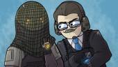 """Ubisoft раскрыла детали о новых оперативниках Rainbow Six Siege и обновлённом «Кафе """"Достоевский""""»"""