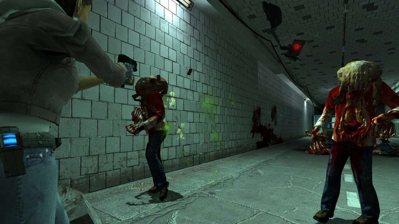 Valve отказала Saber Interactive в праве на разработку ремейка Half-Life 2