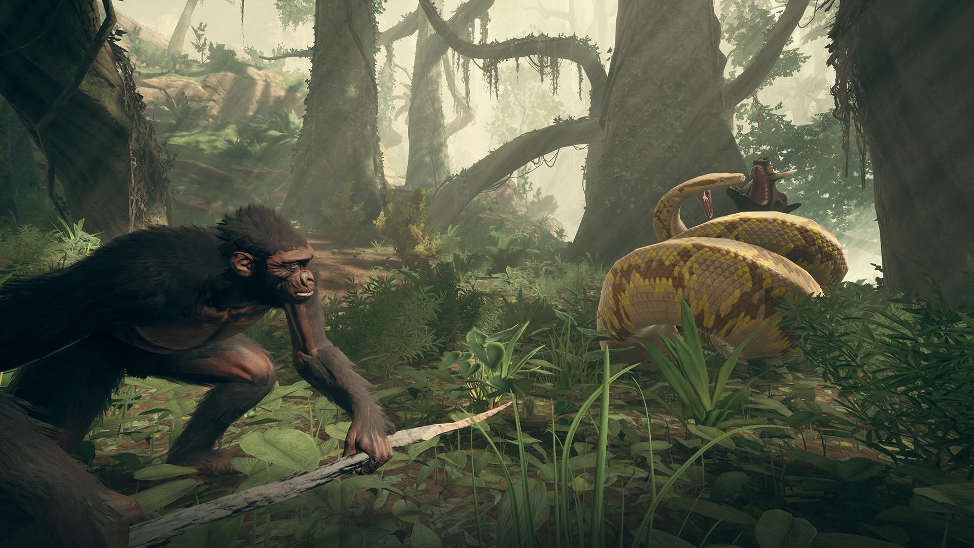 Ancestors: The Humankind Odyssey обзавелась свежим трейлером и сроками релиза