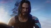 Кинематографичный трейлер Cyberpunk 2077 с Киану Ривзом. Игра выходит 16 апреля 2020-го