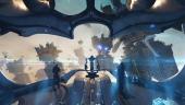 Ролик Empyrean — обновления с битвами космических кораблей для Warframe