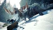 И уносит меня в звенящую снежную даль — 16 минут геймплея Monster Hunter: World — Iceborne