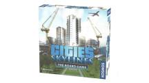 В октябре выйдет настольная игра по градостроительному симулятору Cities: Skylines