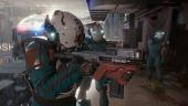 Крутость оружейных анимаций в Cyberpunk 2077 зависит от навыка обращения с пушками