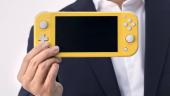 20 сентября выходит Nintendo Switch Lite — полностью портативная версия консоли