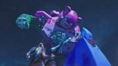 «Годзилла» с замком на спине против детского меха — эпичное завершение девятого сезона Fortnite