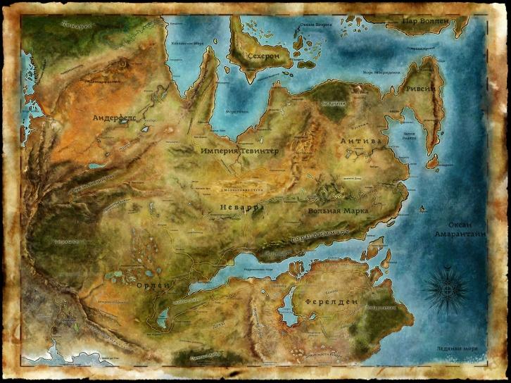 Новоиспеченная книга от BioWare снова намекает, что местом действия Dragon Age 4 сделается Тевинтер
