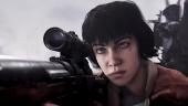 «Будем искать папу и бить нацистов» — трейлер к релизу Wolfenstein: Youngblood