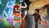 Эксклюзив PS4 про художника-волшебника Concrete Genie выходит 9 октября
