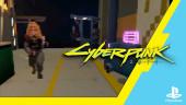 Как выглядела бы Cyberpunk 2077, если бы она вышла на первой PlayStation