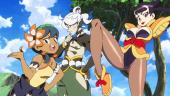 Сочное аниме в свежем трейлере Indivisible — ролевого экшена от создателей Skullgirls