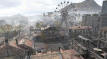 Экскурсия по мультиплеерной карте с колесом обозрения в Call of Duty: Modern Warfare