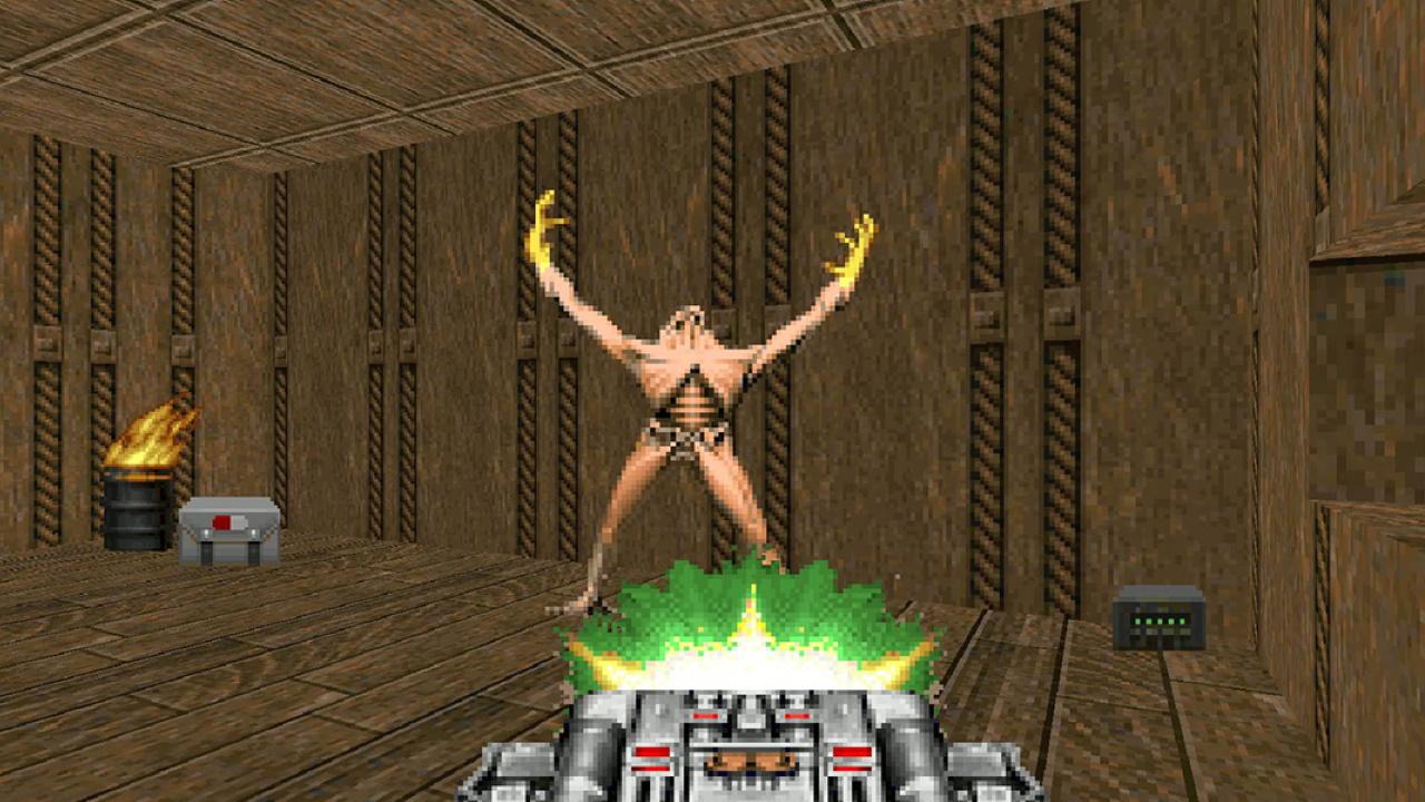 Переиздания классических Doom больше не требуют связи с Bethesda.net